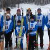 Langlauf-Klassischsprintrennen in Pflersch