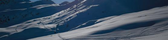 Skialper erobern den Gilfert