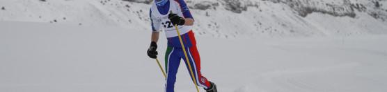 Zwei Gold und eine Bronzemedaille für Peter Schroffenegger bei den Italienmeisterschaften