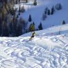 Skialprace Ahrntal – Birgit Stuffer und Roberto De Simone überzeugen bei Italienmeisterschaften