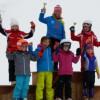 Zwei Siege beim Wipptalcup Slalom in Ridnaun am 05.02.2017