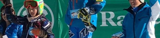 Seriensieger Noah Staudacher auch beim VSS Slalom auf dem Rosskopf nicht zu stoppen 29.01.2017