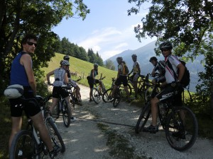 Mountainbike Vereinstour 2010