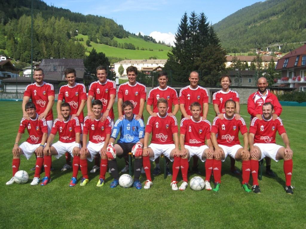 ASVG_Mannschaftsfoto III. Kategorie - Saison 2013-14 - 31.08.13-2_r