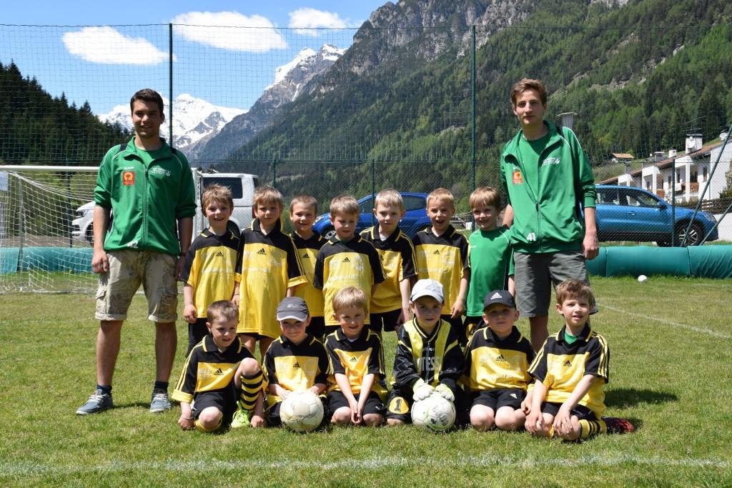ASV-Wiesen - F-Jugend 2015-2016
